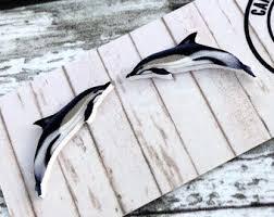 acrylic dolphin ring holder images Dolphin earrings etsy jpg