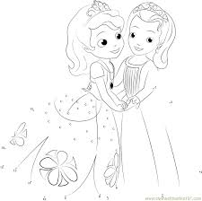 holiday coloring pages princess sofia coloring pages free