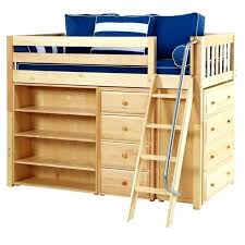 Bunk Bed With Desk And Drawers Loft Bed With Desk And Drawers Bunk Beds Combo