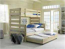 Twin Over Queen Bunk Bed With Trundle  Best Twin Over Queen Bunk - Twin over queen bunk bed