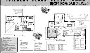 Two Storey Floor Plans House Plans Double Storey Inspiration Architecture Plans 15139