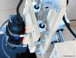 diy budget cnc machine for cutting multirotor frames and parts
