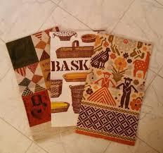 lot 3 kay dee sewell jackson fallani u0026 cohn linen tea towels new