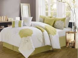 White Bed Set King Intersting Bedding Sets King Makes The Most Comfotable Place