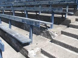 football stadium and arena visits