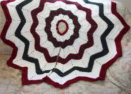 33 best crochet tree skirts images on
