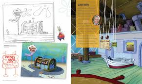 the spongebob squarepants experience book by jerry beck