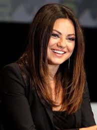 Famous People With Color Blindness Mila Kunis Wikipedia