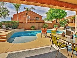 quiet u0026 modern 3br peoria ranch style house w pool sun city west