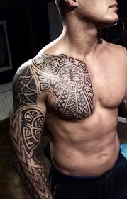 chest designs for tatoos chest