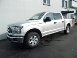 ford f150 crew cab for sale used used 2017 ford f 150 crew cab bed truck silver for sale in