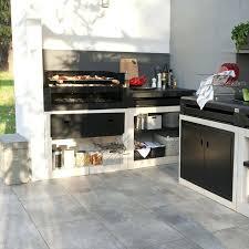 cuisine exterieure beton cuisine exterieure beton vu cuisine exterieure beton cire