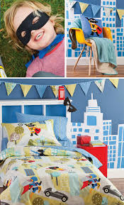fun boys and girls duvet cover sets at home with kim vallee