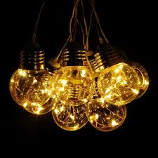 copper globe string lights led globe copper wire string lights 25 units g45 bulbs warm white le