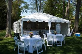 backyard tent rental rent a tent nj tents tables chairs and more