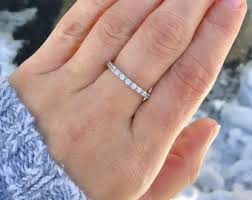 2mm ring 2mm band ring etsy