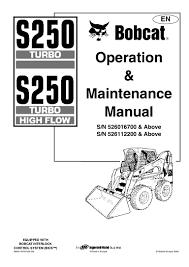 s250 repair manual