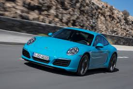 miami blue porsche boxster porsche 911 carrera s review in pictures 1 evo