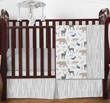 Outdoor Themed Bedding Sweet Jojo Designs Monkey Jungle Themed Baby Boy Crib Bedding Set