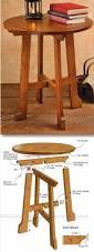 arts and crafts end table plans furniture plans and projects
