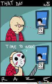 Friday The 13 Meme - friday the 13th memes best collection of funny friday the 13th