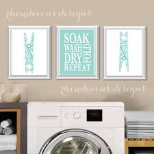 How To Decorate A Laundry Room Laundry Room Print Laundry Room Sign Laundry Room