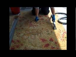 How Much To Dry Clean A Rug How To Clean Wool Rugs 12 Steps With Pictures Wikihow