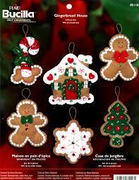 100 seasonal home decorations bucilla seasonal felt bucilla felt christmas ornament kits page 2 of 7 fth
