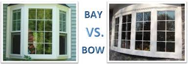 bay bow windows bay vs bow replacement windows which is best