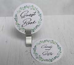 Buffet Sign Holders by Sign Holder Silver Wedding Sign Stand Wedding Reception