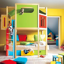 chambre enfant mezzanine dans une chambre denfant la mezzanine