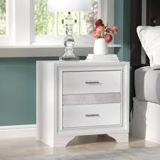 willa arlo interiors alessandra 2 drawer nightstand u0026 reviews