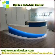 Rounded Reception Desk Reception Table Paso Evolist Co