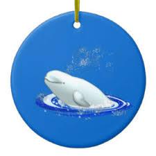 blue whale ornaments keepsake ornaments zazzle