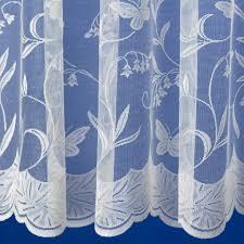 Blue Butterfly Curtains Hawaii Butterfly Net Curtain Express From Net Curtains Direct