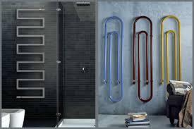 Modern Bathroom Radiators Coloured Towel Radiators That Become Popular