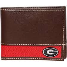 alumni wallet men s brand bulldogs alumni traveler slim bi