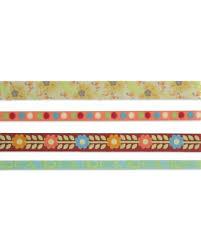 patterned ribbon deal alert foster design scrapbook trimmings patterned