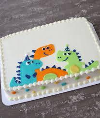 dinosaur cakes dinosaur cake edgar s bakery