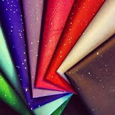 glitter tissue paper 10 sheets gift wrapping craft supply