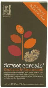 amazon com dorset cereals muesli fruit nut and fiber 11 46