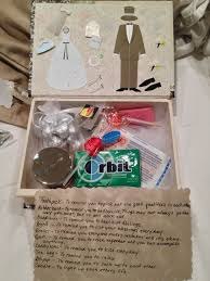 wedding gift kits marriage survival kit diy gifts inspired projects