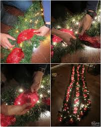 Cheap Diy Outdoor Christmas Decorations by Faux Christmas Tree Repurposed Three Ways Outdoor Christmas