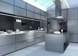 cuisine en metal meuble cuisine metal meuble cuisine bois metal meuble cuisine metal