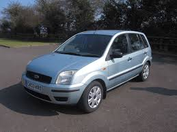 ford fusion 2 1 6 petrol 5 door manual 2003 mot to 02 17