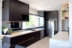 black kitchen cabinets nz 15 top trends for kitchen design for 2020 superior renovations
