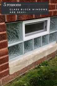 10 best glass block basement windows images on pinterest glass