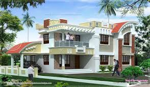 The Collection of In indian home exterior design photos