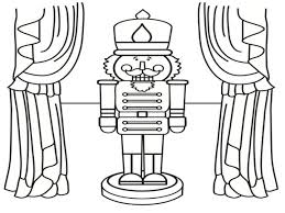nutcracker coloring pages coloringsuite com