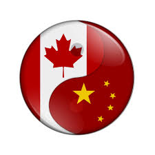 Canadian Flag Symbol Chinese Duty Free Opportunity In Canada Greater Than Ever